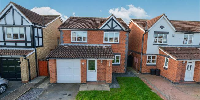 Offers Over £160,000, 3 Bedroom Detached House For Sale in Middleton St. George, DL2