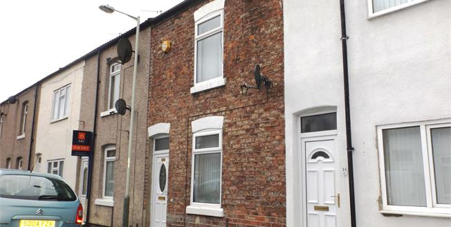Offers Over £45,000, 2 Bedroom Terraced House For Sale in Darlington, DL1