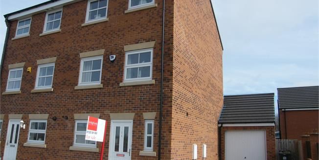 Offers in the region of £135,000, 4 Bedroom Semi Detached House For Sale in Darlington, DL2