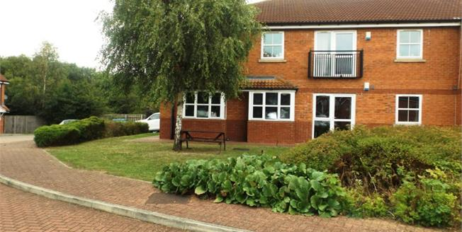 Offers Over £80,000, 2 Bedroom Ground Floor Flat For Sale in Middleton St. George, DL2