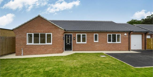 Offers in the region of £250,000, 3 Bedroom Detached Bungalow For Sale in Mowden, DL3
