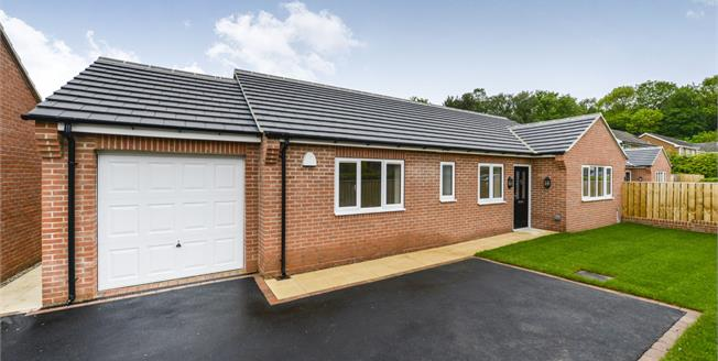 Offers Over £260,000, 3 Bedroom Detached Bungalow For Sale in Durham, DL3