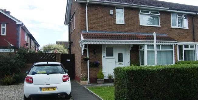 Offers Over £75,000, 2 Bedroom Semi Detached House For Sale in Darlington, DL1