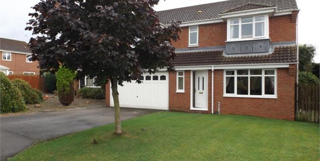 £240,000, 4 Bedroom Detached House For Sale in Faverdale, DL3