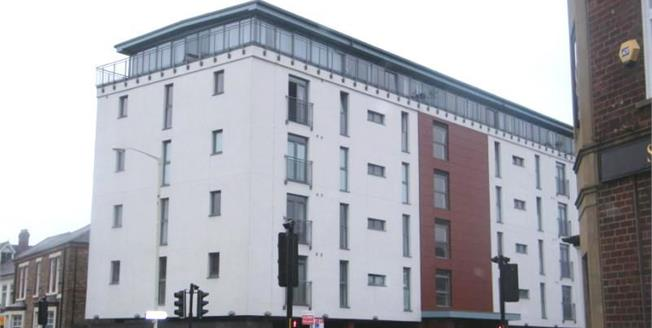 Offers in the region of £130,000, 2 Bedroom Upper Floor Flat For Sale in Darlington, DL3