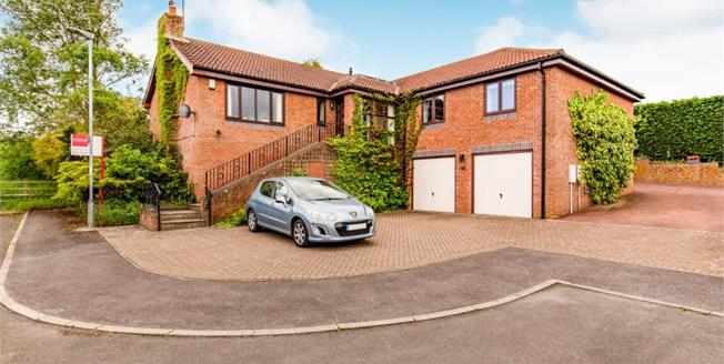 £280,000, 4 Bedroom Detached House For Sale in Escomb, DL14
