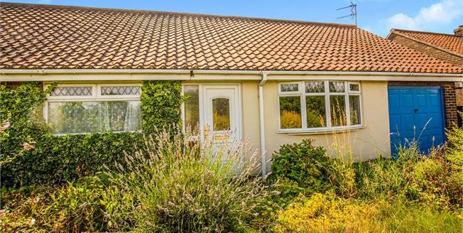 Offers in the region of £190,000, 2 Bedroom Semi Detached Bungalow For Sale in Low Coniscliffe, DL2