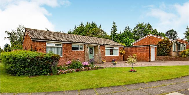 Offers in excess of £250,000, 3 Bedroom Detached Bungalow For Sale in Darlington, DL3