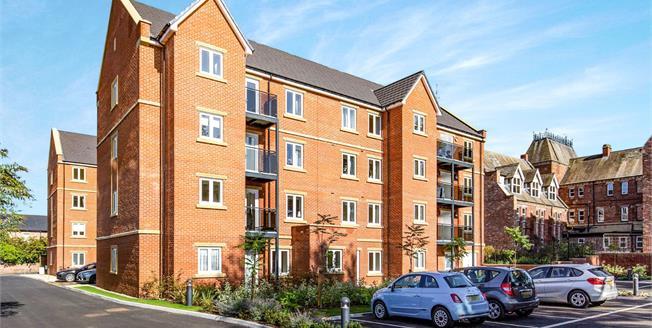 Asking Price £220,000, 2 Bedroom Flat For Sale in Darlington, DL3