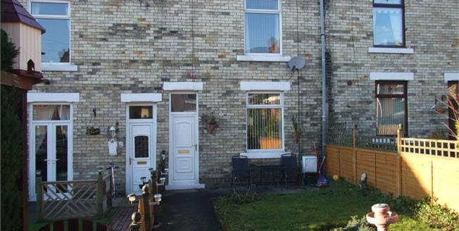 Offers Over £80,000, 2 Bedroom Terraced House For Sale in Ushaw Moor, DH7