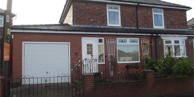 Offers Over £80,000, 2 Bedroom Semi Detached House For Sale in Littletown, DH6