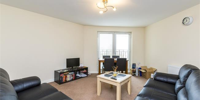 Asking Price £107,500, 2 Bedroom Flat For Sale in Gilesgate, DH1