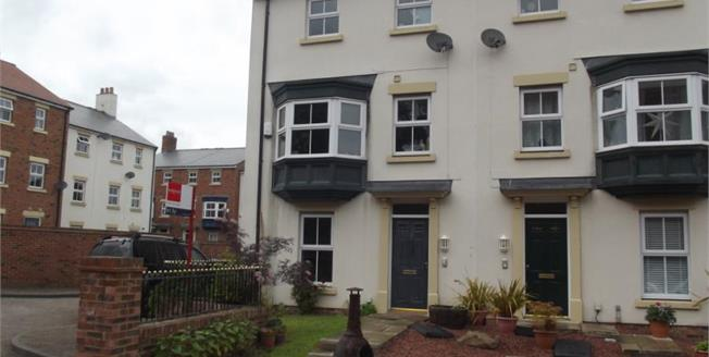 Offers Over £310,000, 5 Bedroom End of Terrace House For Sale in Durham, DH1
