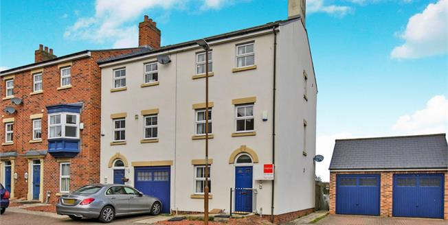 Guide Price £265,000, 4 Bedroom Semi Detached House For Sale in Durham, DH1