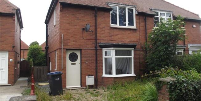 £165,000, 3 Bedroom Semi Detached House For Sale in Durham, DH1