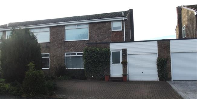 Offers Over £150,000, 3 Bedroom Semi Detached House For Sale in Esh, DH7