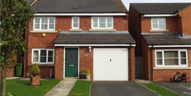 Offers Over £140,000, 4 Bedroom For Sale in Haswell, DH6