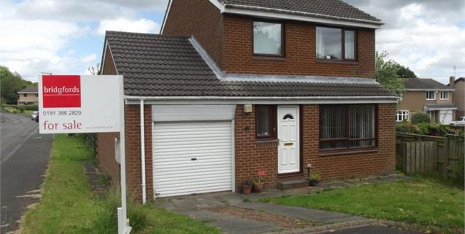 Offers Over £235,000, 3 Bedroom Detached House For Sale in High Shincliffe, DH1