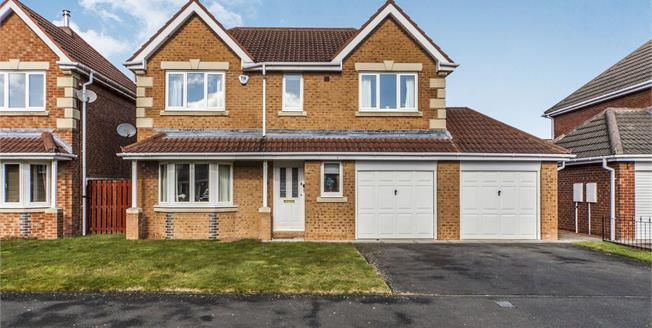 Offers Over £230,000, 4 Bedroom Detached House For Sale in Langley Park, DH7