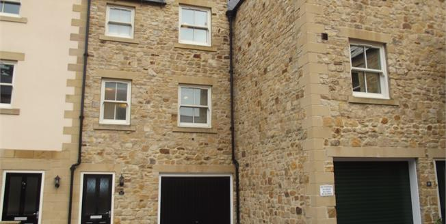 Asking Price £120,000, 2 Bedroom Town House For Sale in Wolsingham, DL13