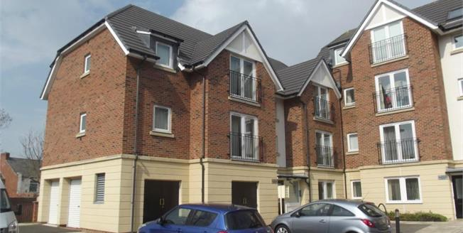 Asking Price £120,000, 2 Bedroom Flat For Sale in Gilesgate, DH1