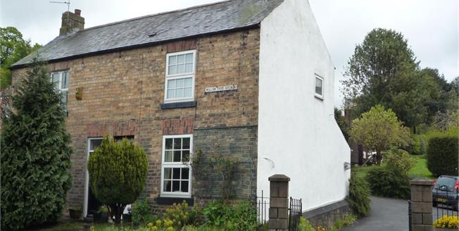 Offers Over £160,000, 2 Bedroom End of Terrace Cottage For Sale in Shincliffe, DH1