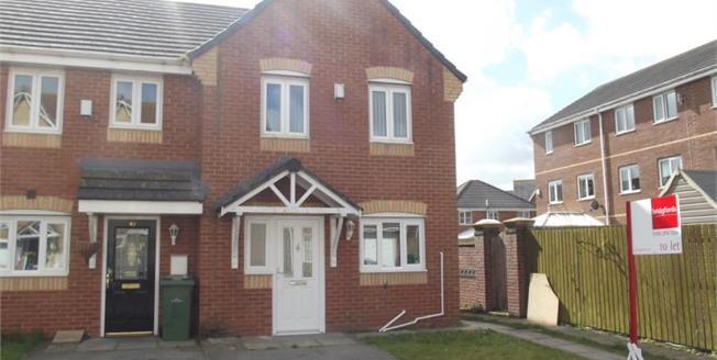 Offers Over £80,000, 3 Bedroom End of Terrace House For Sale in Wingate, TS28
