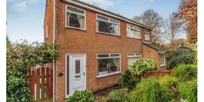 Guide Price £80,000, 3 Bedroom Semi Detached House For Sale in Brandon, DH7