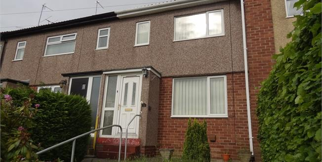 Asking Price £67,500, 2 Bedroom Terraced House For Sale in Consett, DH8