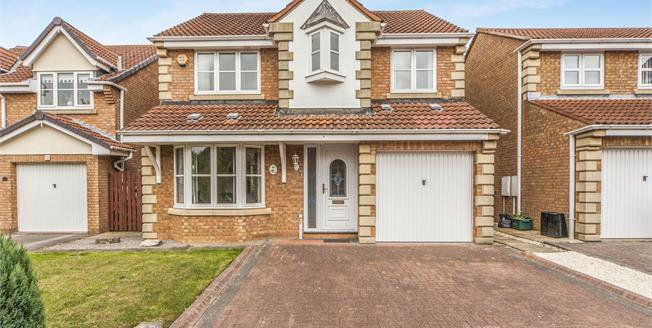 Offers Over £175,000, 4 Bedroom Detached House For Sale in Coxhoe, DH6