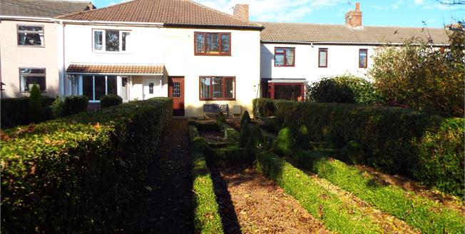 Asking Price £89,950, 2 Bedroom Terraced House For Sale in Thornley, DH6