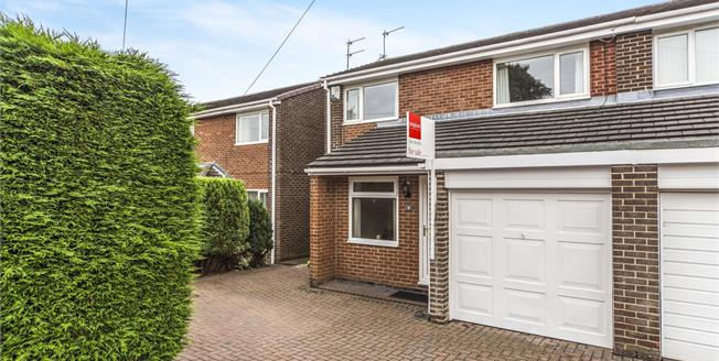 Offers Over £160,000, 3 Bedroom Semi Detached House For Sale in Durham, DH1