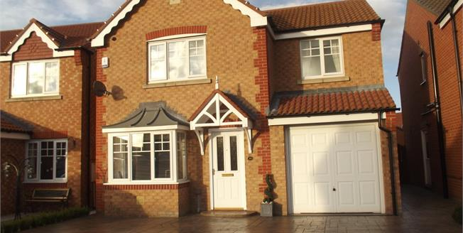 Offers in excess of £160,000, 4 Bedroom Detached House For Sale in Thornley, DH6