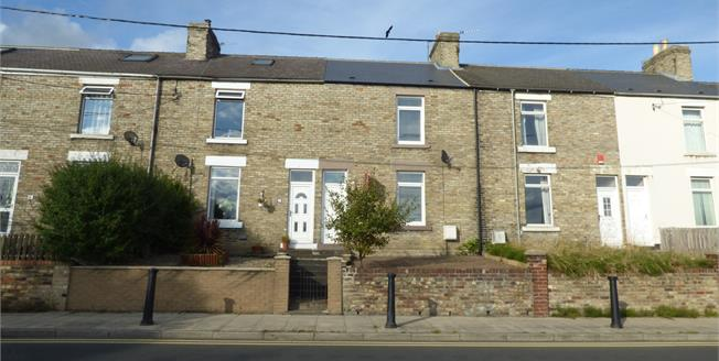 Offers Over £85,000, 3 Bedroom Terraced House For Sale in Ushaw Moor, DH7