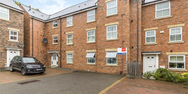Offers in excess of £140,000, 2 Bedroom Flat For Sale in Durham, DH1