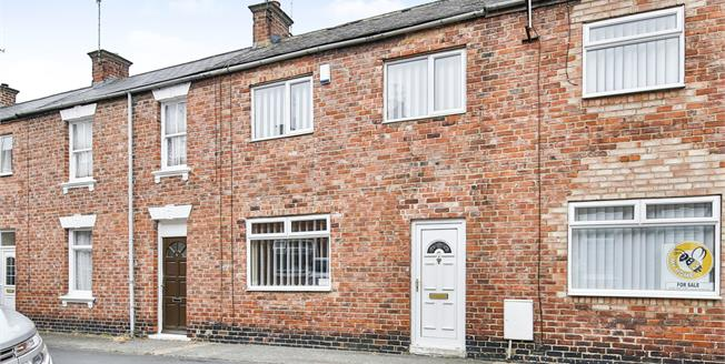 Offers Over £60,000, 2 Bedroom Terraced House For Sale in Chester Le Street, DH3
