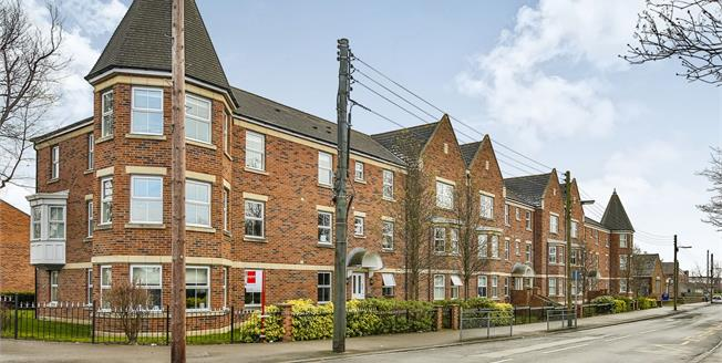 Offers Over £129,995, 2 Bedroom Flat For Sale in Durham, DH1