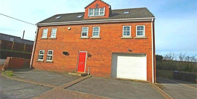 Offers in the region of £178,000, 4 Bedroom Detached House For Sale in Craghead, DH9