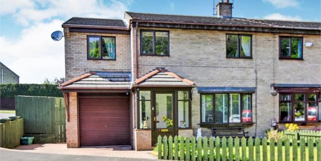Offers in the region of £164,950, 4 Bedroom Detached House For Sale in Howden Le Wear, DL15
