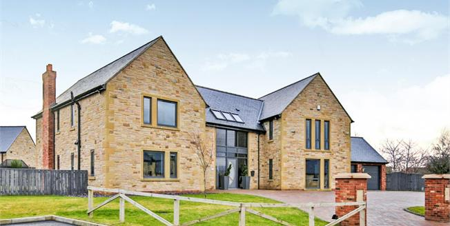 Guide Price £1,300,000, 5 Bedroom Detached House For Sale in Durham, DH1