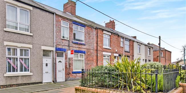 Guide Price £35,000, 3 Bedroom Terraced House For Sale in Ferryhill, DL17