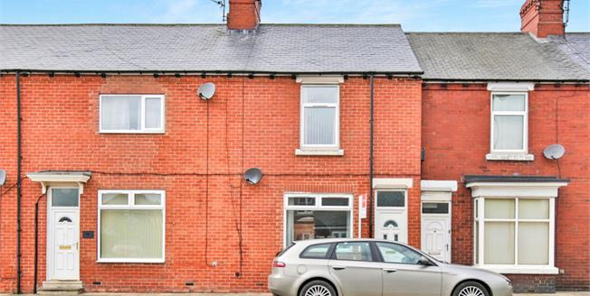 Guide Price £34,000, 2 Bedroom Terraced House For Sale in Chilton, DL17