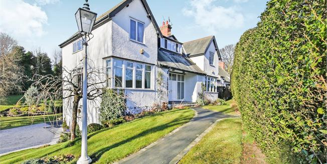 Guide Price £950,000, 4 Bedroom Detached House For Sale in Rushyford, DL17
