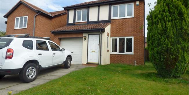 Offers in the region of £200,000, 3 Bedroom Detached For Sale in Framwellgate Moor, DH1