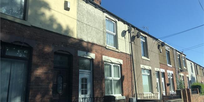 Guide Price £32,500, 2 Bedroom Terraced House For Sale in Shotton Colliery, DH6