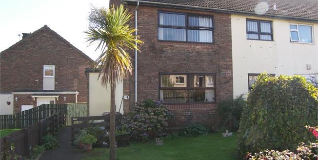 Asking Price £89,000, 3 Bedroom Terraced House For Sale in Brandon, DH7