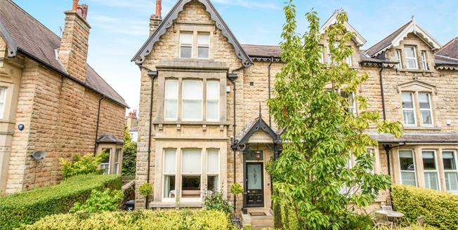 Guide Price £945,000, 5 Bedroom End of Terrace House For Sale in Harrogate, HG2