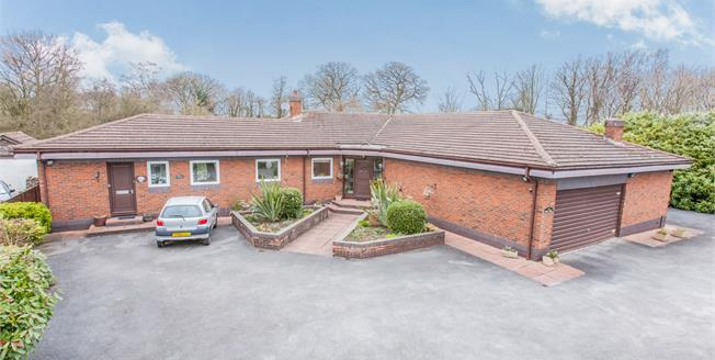 Guide Price £725,000, 4 Bedroom Detached Bungalow For Sale in Scarcroft, LS14