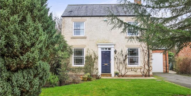 Offers Over £299,950, 3 Bedroom Detached House For Sale in North Stainley, HG4