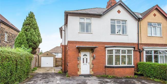 Asking Price £315,000, 4 Bedroom Semi Detached House For Sale in Harrogate, HG1